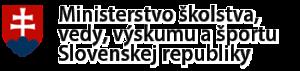 podpora vzdelávania z ministerstva školstva
